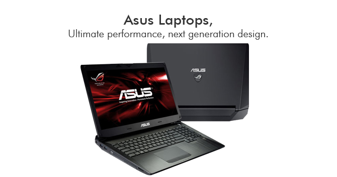 Customized ASUS Laptops On Sale