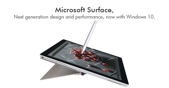 Microsoft Surface Pro Best Price On-Line