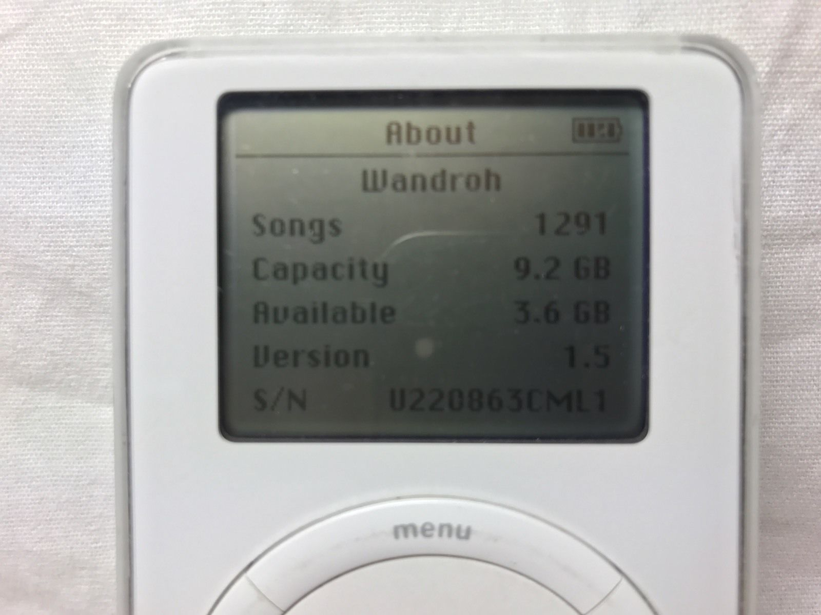 100k Apple Ipod Prototype Sells On Ebay 2020