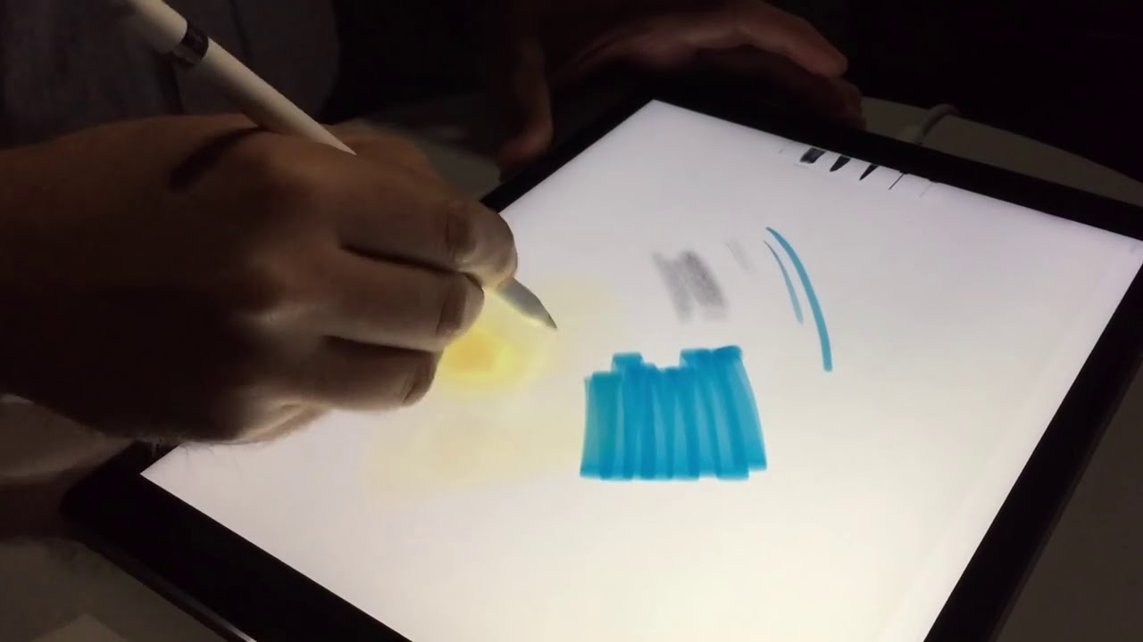 top five drawing apps in which apple pencil truly shines
