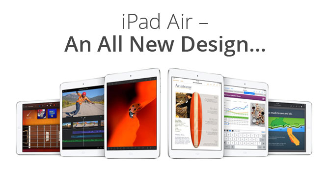 Apple iPad Air Sale at PortableOne.com