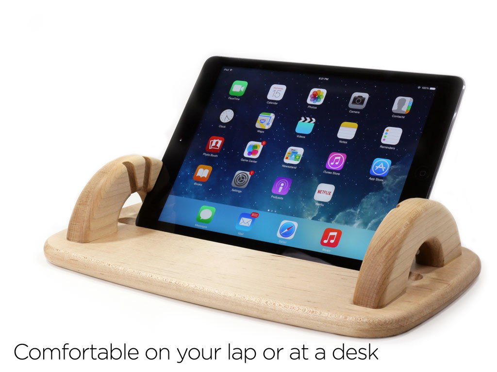 Finally an iPad stand that fits in your kitchen (2020)