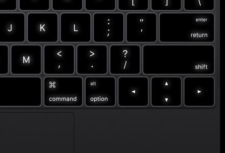 How Apple Reinvented The Keyboard 2018