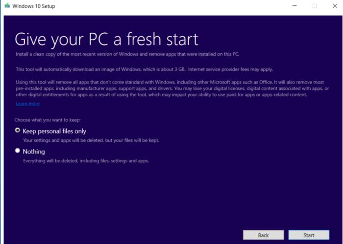 A bloatware-free Windows PC? Get used to it  (2019)