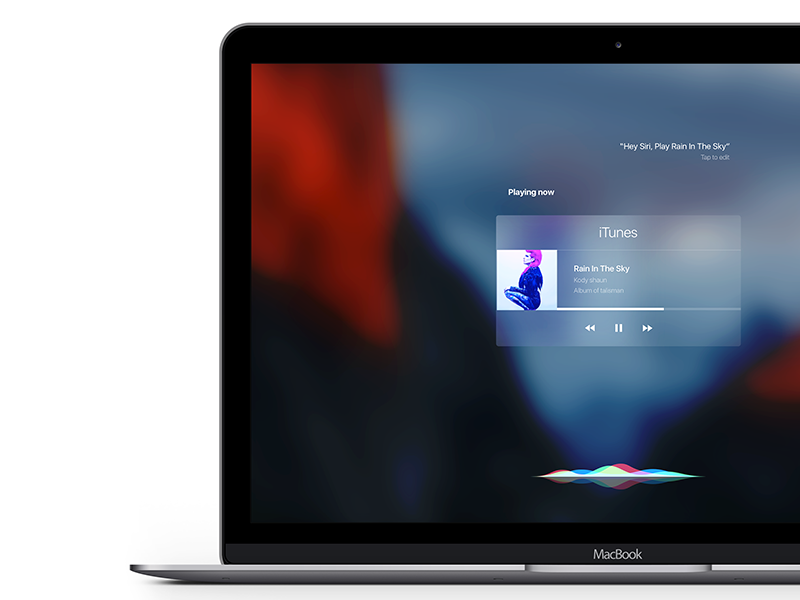 Mac OS X 10 12 will feature Siri integration (2019)