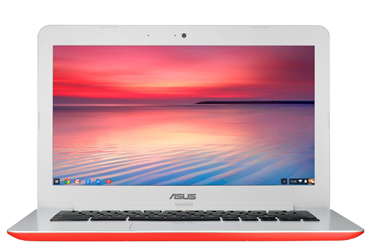 ASUS C300MA-DH01-RD Front