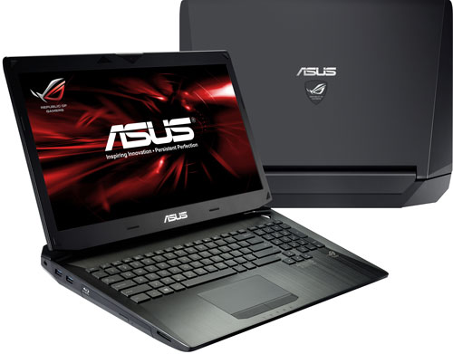 ASUS ROG G751JY-DH72X FrontBack