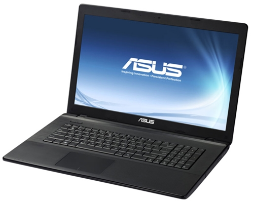 ASUS Laptop X751MA-DB01Q Front