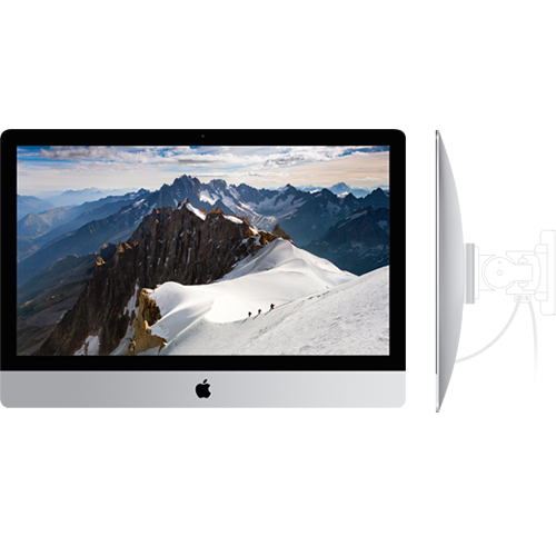 Apple iMac with Retina 5K display Z0R1 VESA Mount Customize