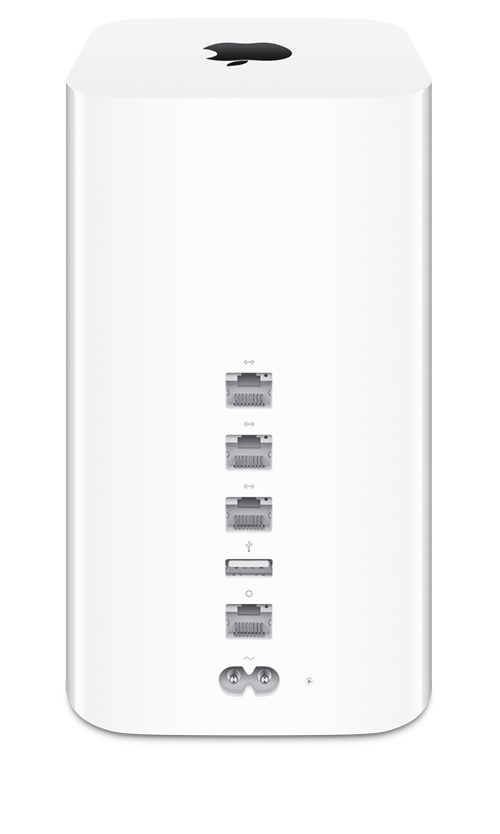 Apple AirPort 3TB Time Capsule ME182LL/A