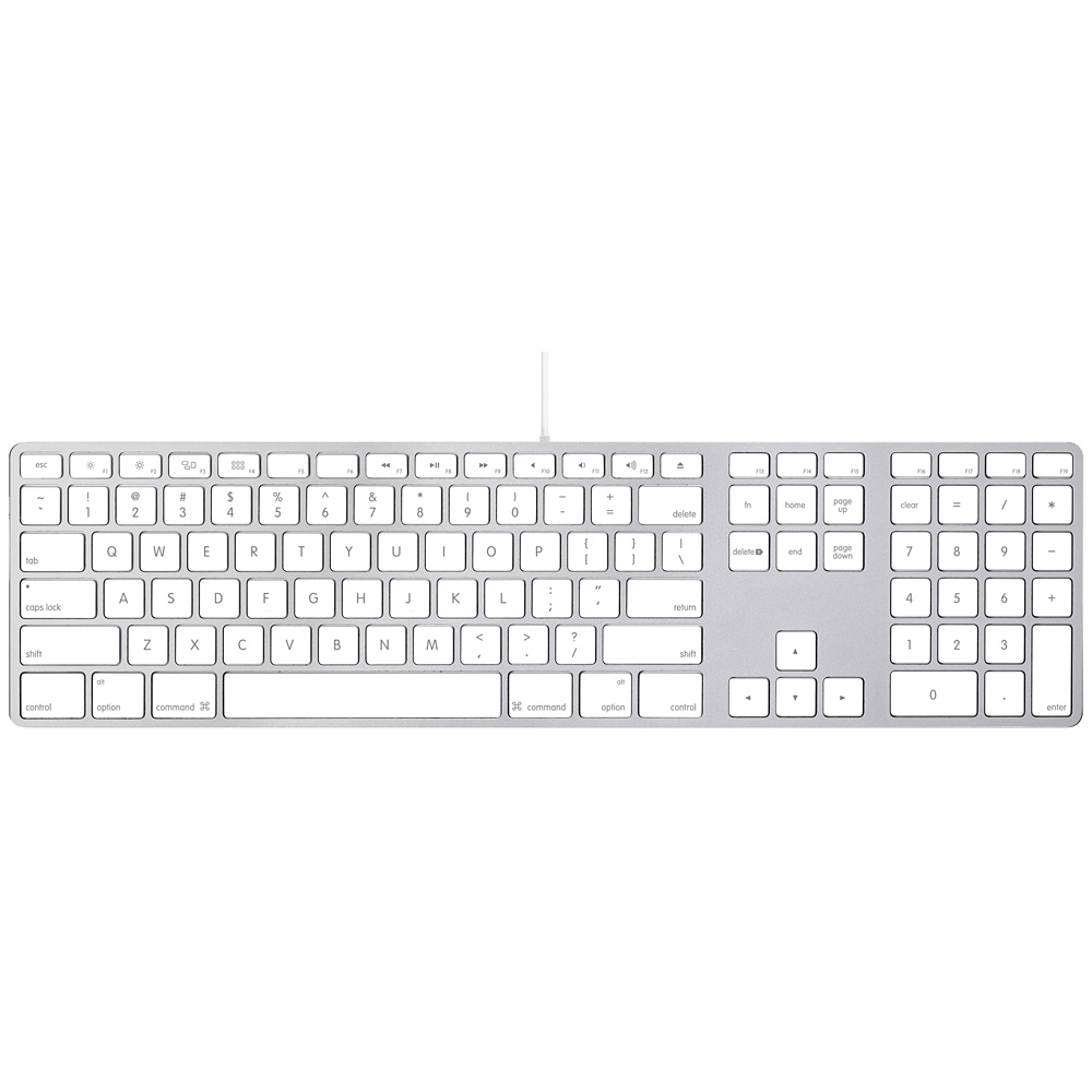 Apple Wired Keyboard with Numeric Keypad MB110LL/B