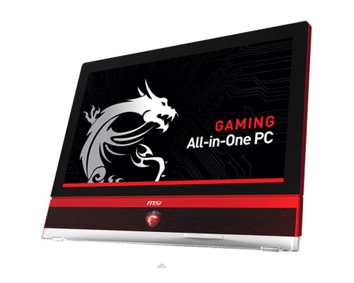 MSI Gaming All-in-One PC AG270-2QC-042US