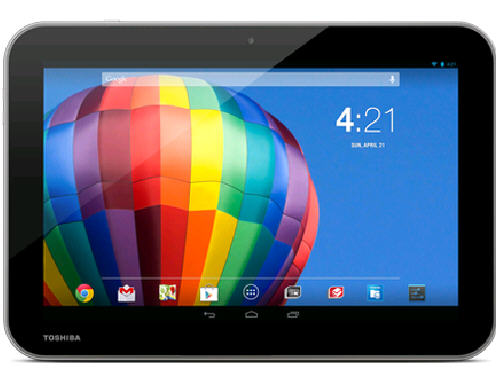 Toshiba Excite Go AT7 PDA0MU-001005 Tablet