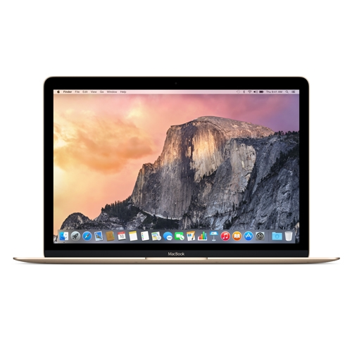 "Apple MacBook 12"" MK4M2LL/A Retina Screen"