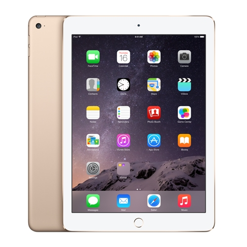 Apple iPad Air 2 Gold WiFi 16GB MH0W2LL/A