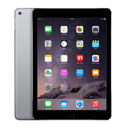 Apple iPad Air 2 WiFi Space Grey 16GB MGL12LL/A Compare