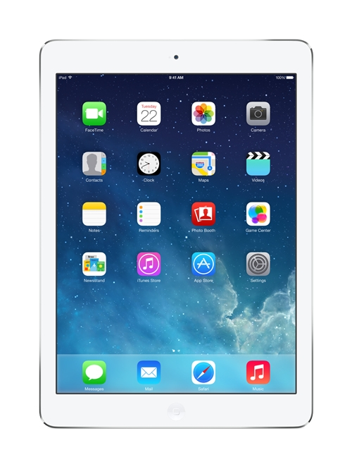 Apple iPad Air Silver MF532LL/B
