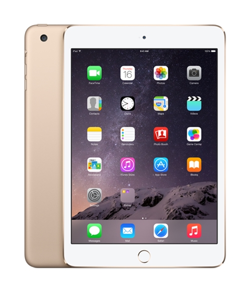 Apple iPad Mini 3 MGYE2LL/A