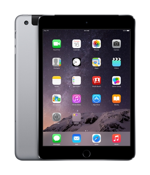 Apple iPad Mini 3 MH3L2LL/A