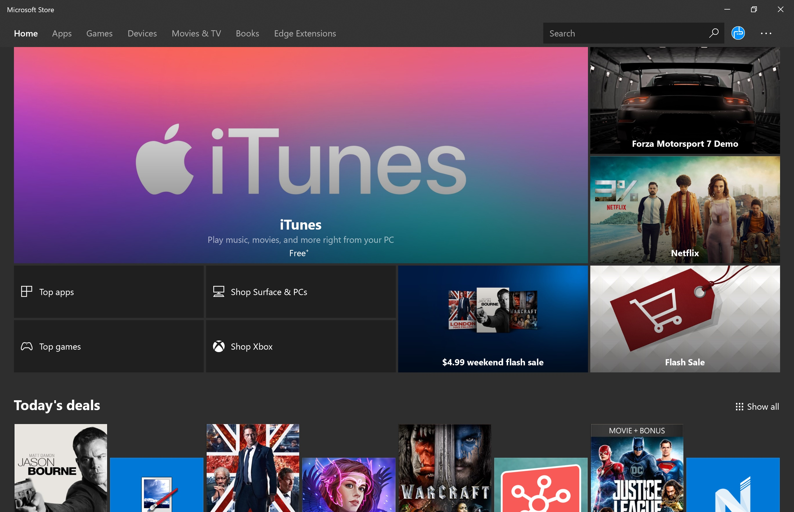 Apple iTunes hits the Microsoft Store with a Windows 10 App (2019)