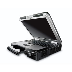 Panasonic CF-31 Fully Rugged Toughbook