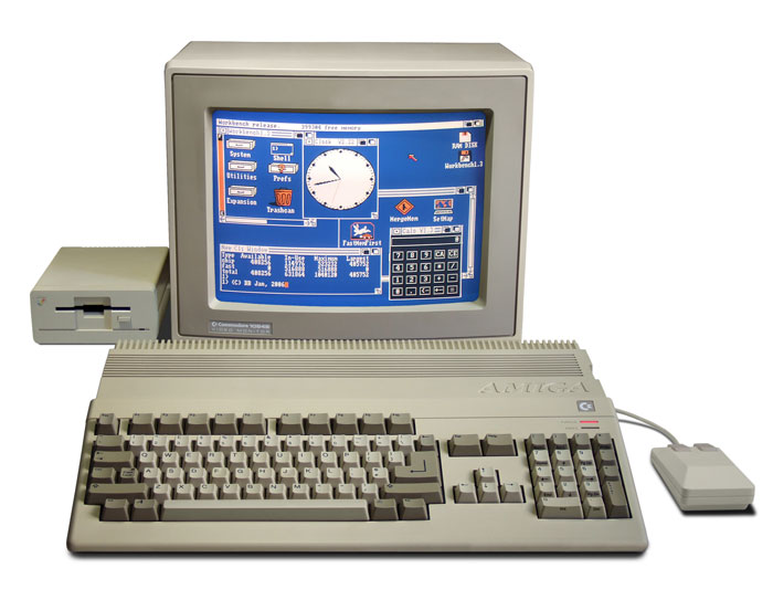 30 years old Commodore Amiga is the oldest working IoT device