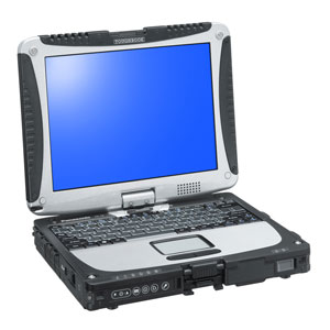 Panasonic CF-19 Fully Rugged Toughbook