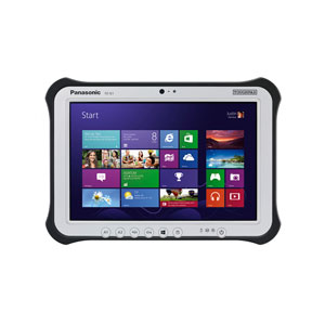 Panasonic Toughpad FZ-G1 Fully Rugged Tablet