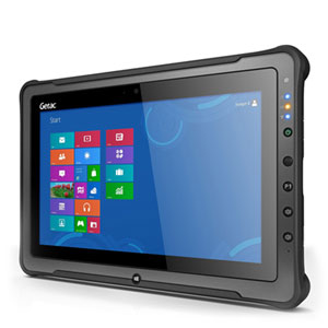 Getac F110 Rugged Tablets