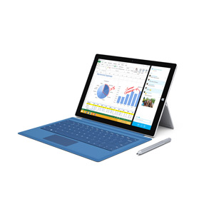 Microsoft Surface and Surface Pro tablets