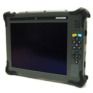 Durabook rugged and semi-rugged tablets