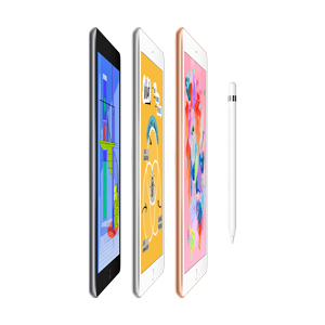 Apple iPad 2017 Color Models