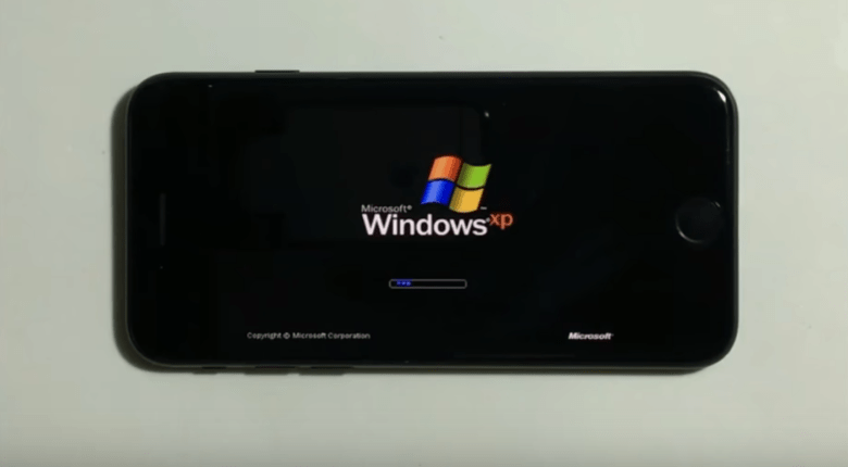 Here is how to run Windows XP on an iPhone 7 or iPad. The Why is up to you.