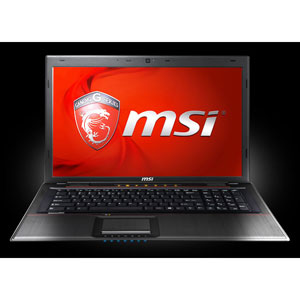 MSI GP Series Laptops