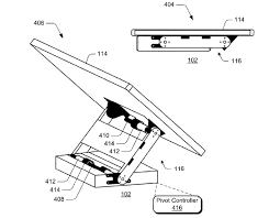 Surface desktop patent