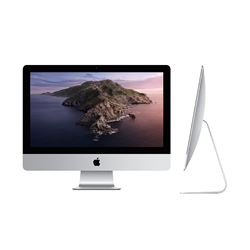 Apple 21 Inch iMac MHK03LL/A 2.3GHz i5 8GB 256GB SSD Intel Iris Plus Graphics 640 (Late 2020)