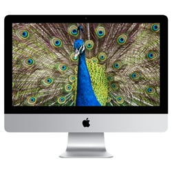 "Apple 21"" iMac 4k Retina CTO 256GB Flash"