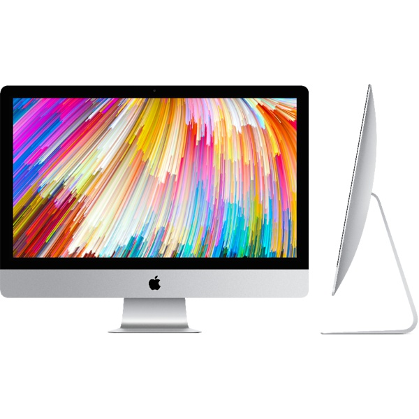 "Apple 27"" iMac 5k Retina MNED2LL/A 3.8GHz i5 8GB 2TB Fusion Drive Radeon Pro 580 with 8GB video memory (Summer 2017)"