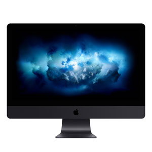 "Apple 27"" iMac Pro MQ2Y2LL/A with Retina 5K display: 3.2GHz 8-core Intel Xeon W (Late 2017)"