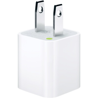 Apple 5W USB Power Adapter MD810LL/A