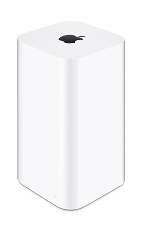 Apple Airport 2TB Timecapsule ME177LL/A Corner