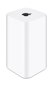 Apple Airport 3TB Timecapsule ME182LL/A Corner