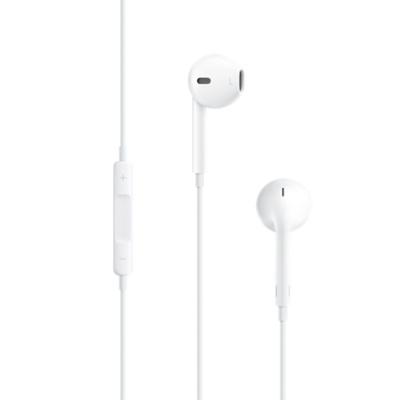 Apple EarPods with Remote and Mic MNHF2AM/A