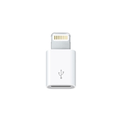 MD820ZM/A Apple Lightning to Micro USB Adapter