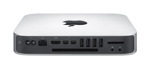 Apple Mac Mini Z0R700036 CTO 3 0GHz Dual Core i7, 16GB, 256GB Flash, Intel  Iris Graphics (Latest Model)