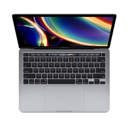 "Apple MacBook Pro 13"" With Touch Bar MWP42LL/A: 2.0GHz quad-core Intel Core i5 10th Gen, 16GB RAM, 512GB - Space Gray (Mid 2020)"