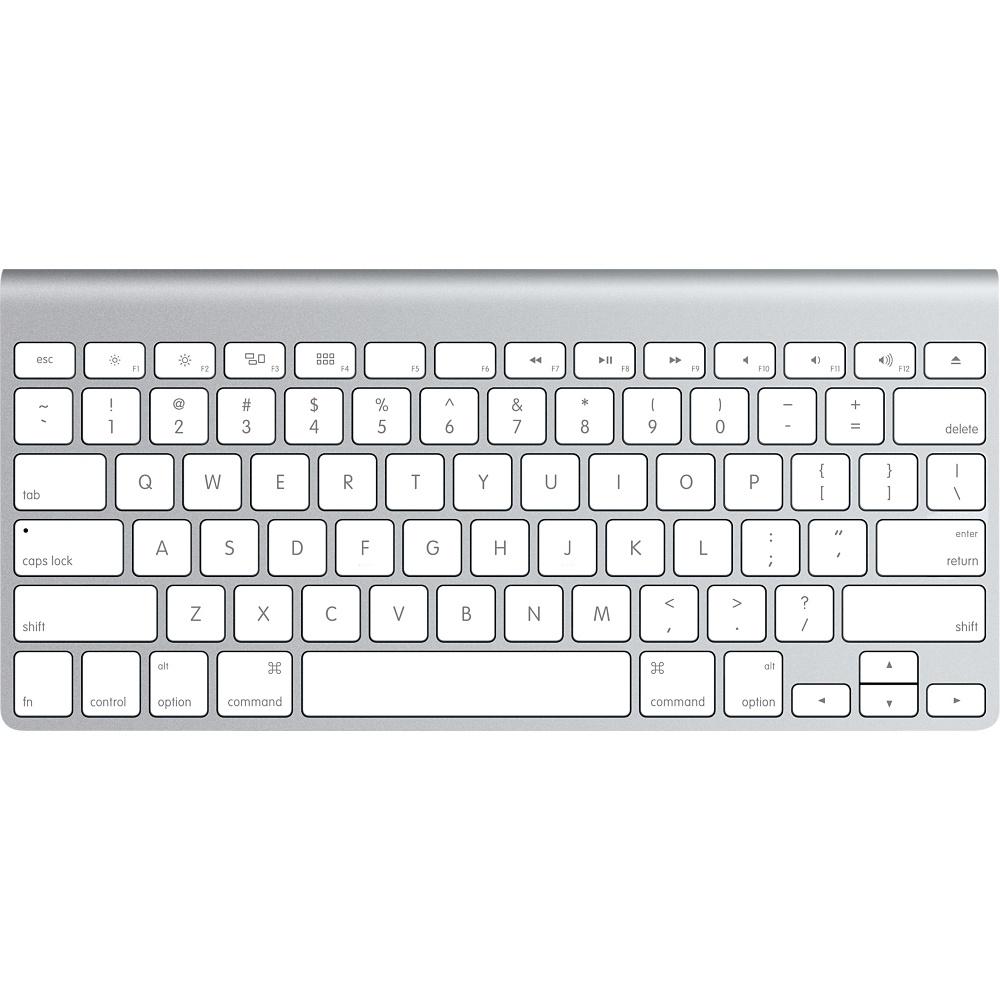 apple wireless keyboard english mc184ll b. Black Bedroom Furniture Sets. Home Design Ideas