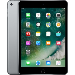 Apple iPad Mini 4 Wi-Fi 128GB Space Gray MK9N2LL/A