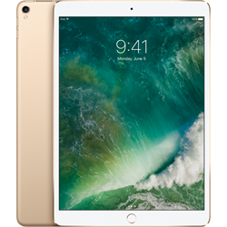 "Apple iPad Pro 10.5"" 64GB WiFi Gold MQDX2LL/A"