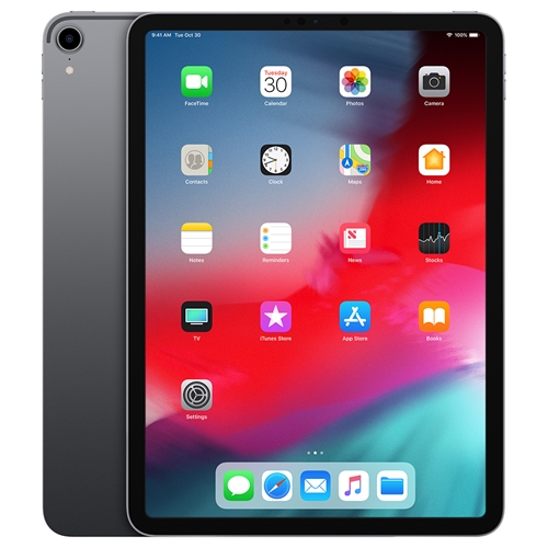 "Apple iPad Pro 11"" 512GB WiFi Space Gray MTXT2LL/A"